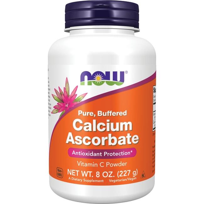 NOW Foods Calcium Ascorbate