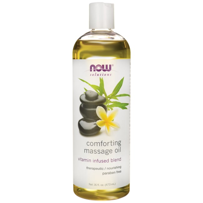 NOW FoodsComforting Massage Oil