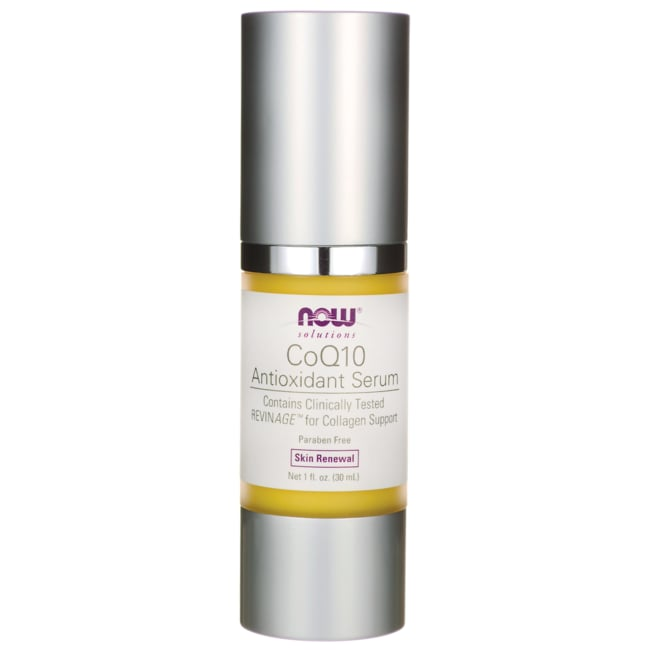 NOW FoodsCoQ10 Antioxidant Serum
