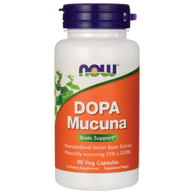 NOW FoodsDOPA Mucuna