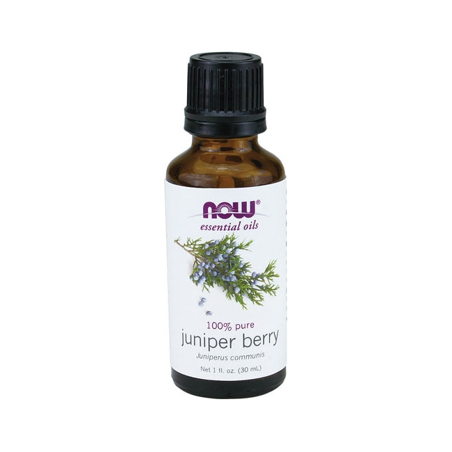 NOW Foods Juniper Berry Oil