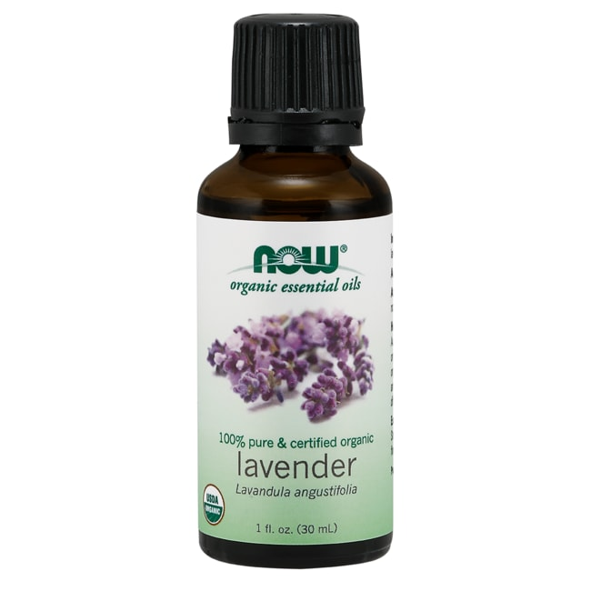 NOW Foods Lavender Oil Organic