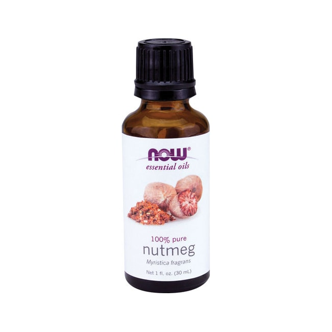 NOW Foods Nutmeg Oil