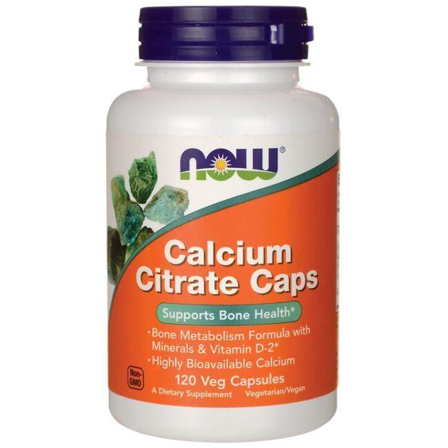 NOW FoodsCalcium Citrate Caps