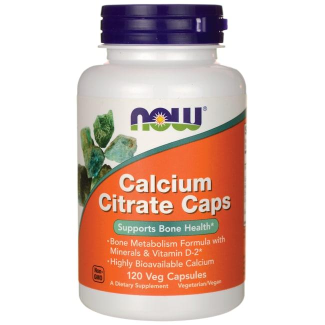 NOW Foods Calcium Citrate Caps