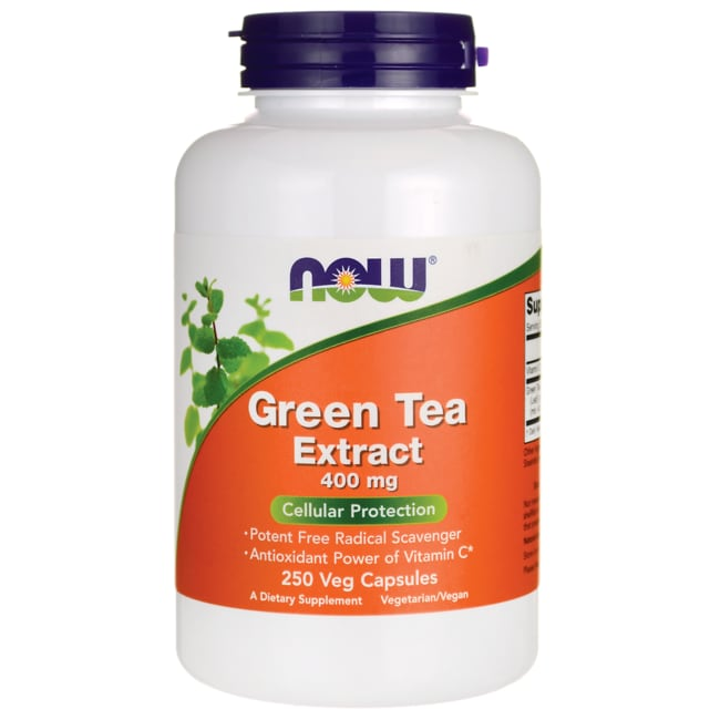 NOW FoodsGreen Tea Extract