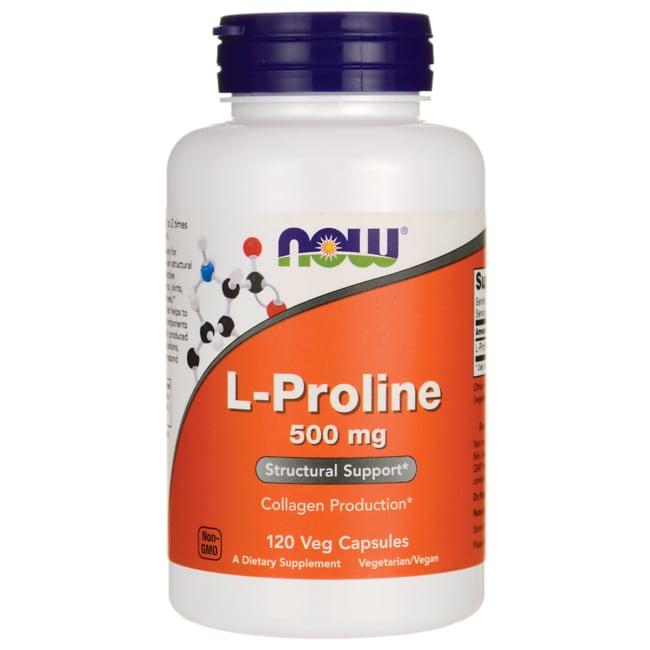 NOW Foods L-prolina