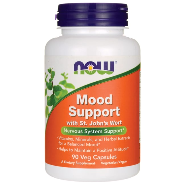 NOW FoodsMood Support with St. John's Wort