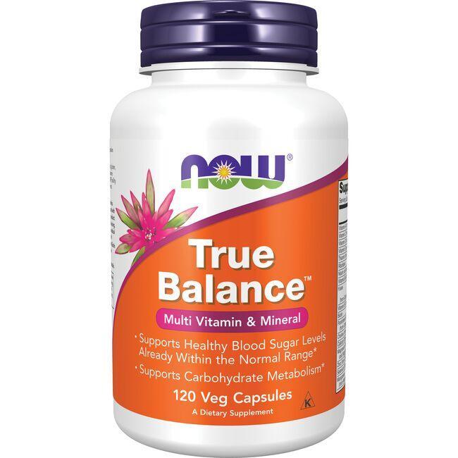 NOW FoodsTrue Balance