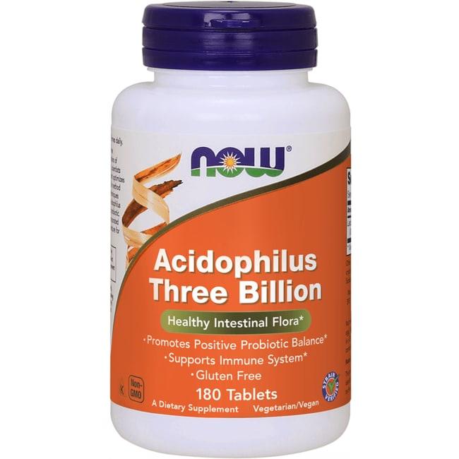 NOW Foods Acidophilus Three Billion