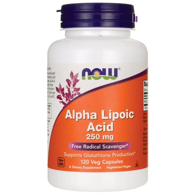 Foods high in lipoic acid