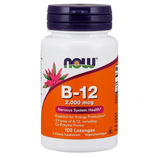 NOW Foods B-12