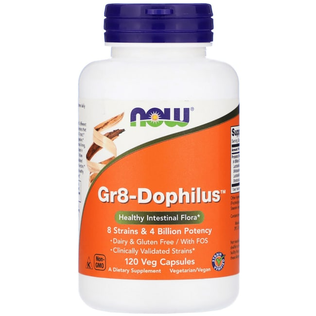 NOW Foods Gr8-Dophilus