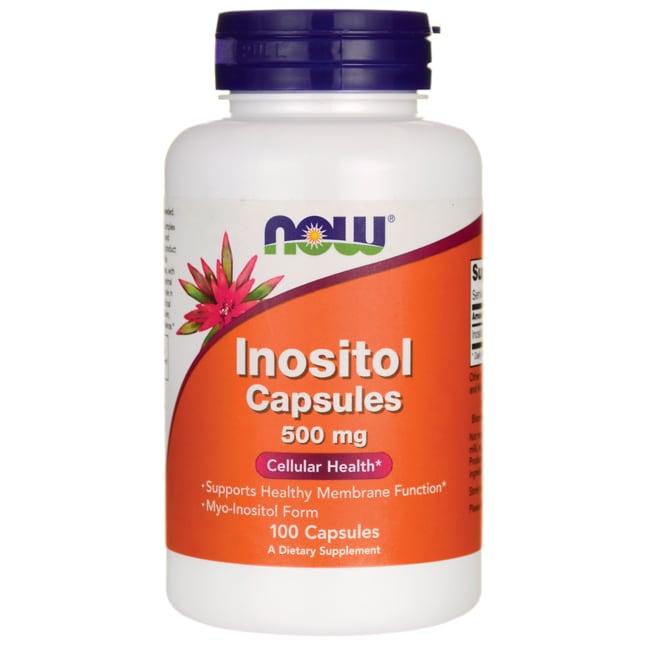 NOW FoodsInositol Capsules