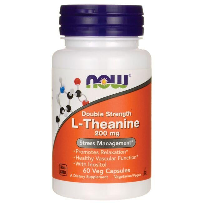 NOW FoodsDouble Strength L-Theanine