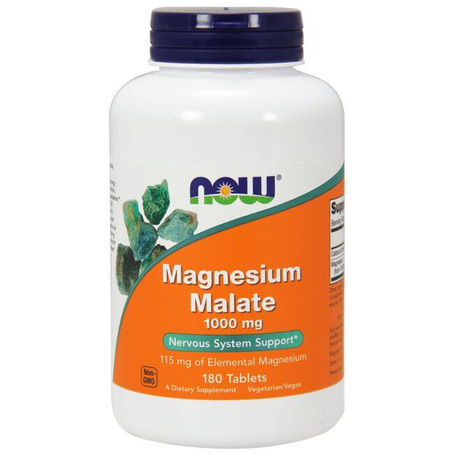 NOW FoodsMagnesium Malate