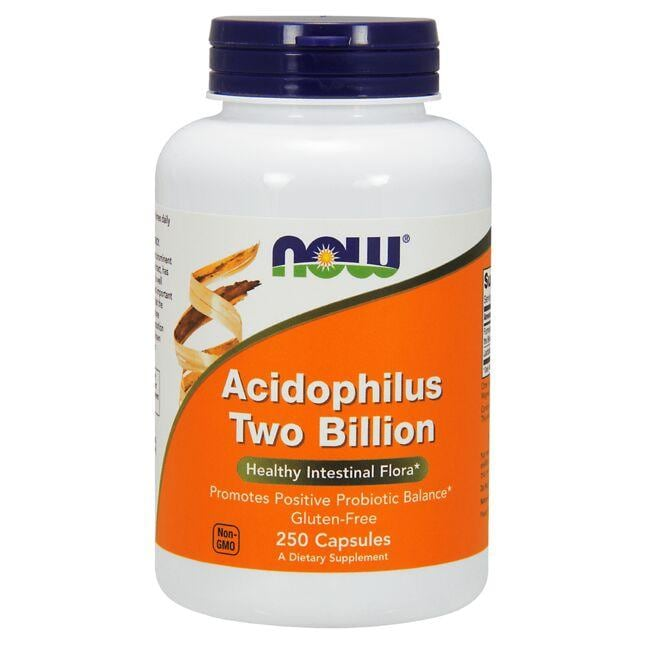 NOW Foods Acidophilus Two Billion