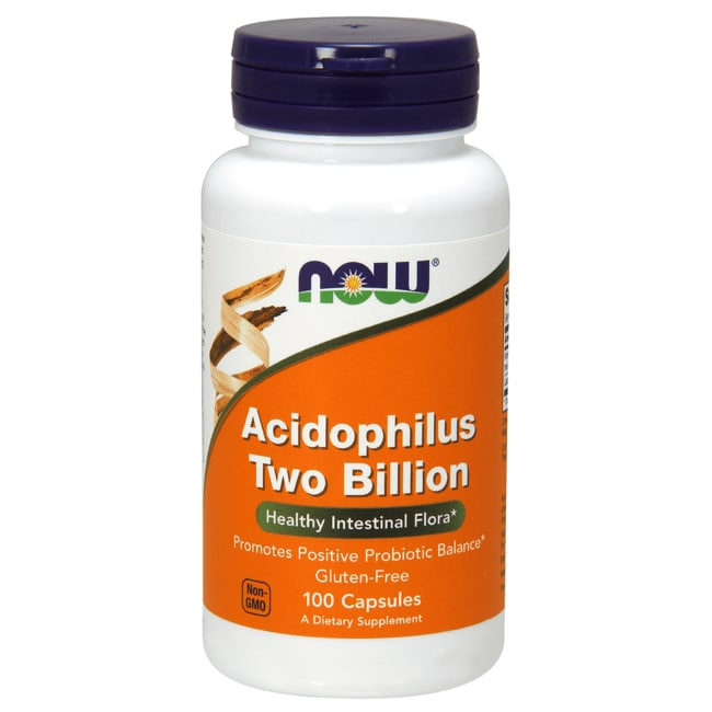 NOW FoodsAcidophilus Two Billion