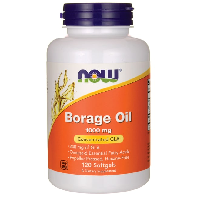 now foods borage oil 1,000 mg 120 sgels - swanson health products, Skeleton