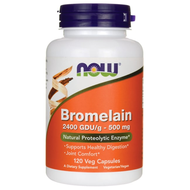 NOW Foods Bromelain
