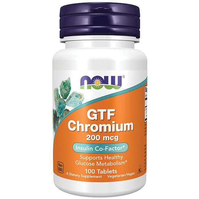 NOW FoodsGTF Chromium