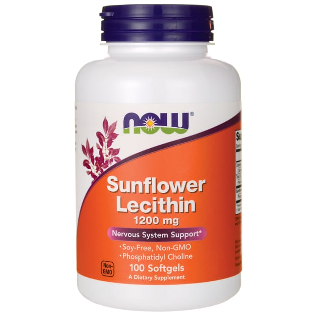 NOW FoodsSunflower Lecithin
