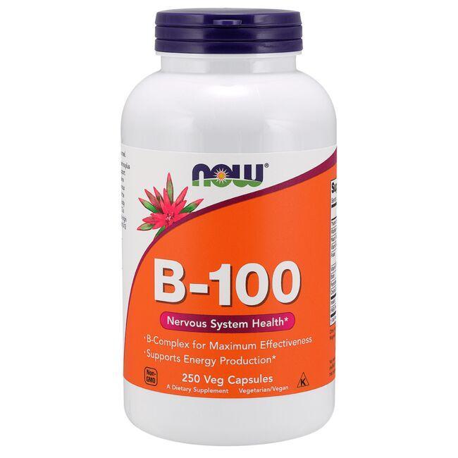 NOW FoodsB-100