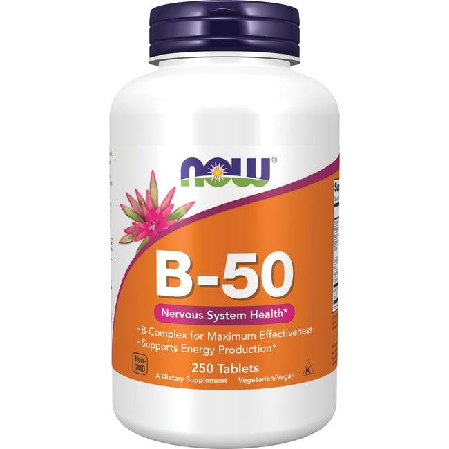 NOW FoodsB-50