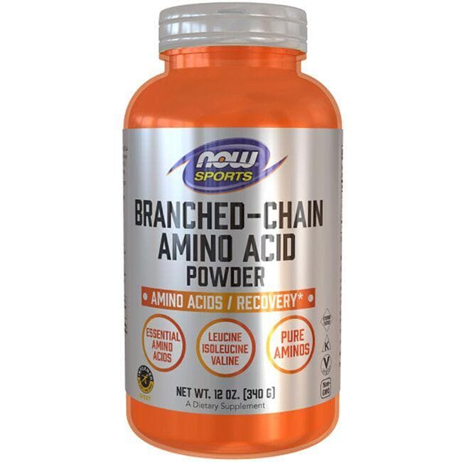 NOW FoodsBranched Chain Amino Acid Powder