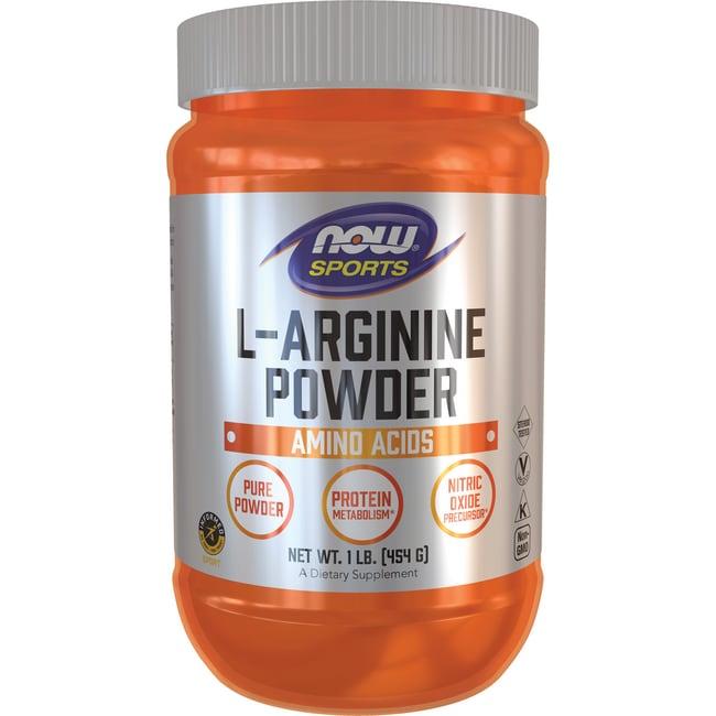 NOW FoodsL-Arginine Powder