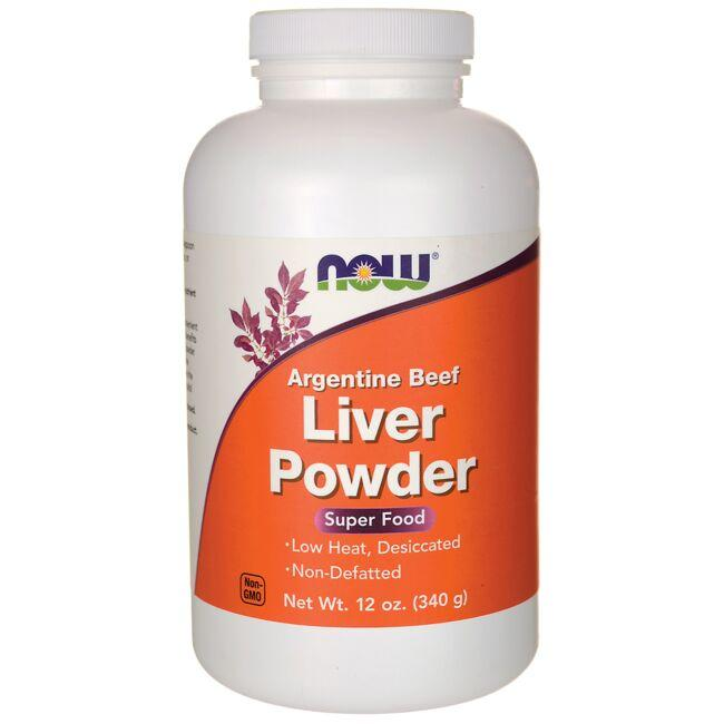 NOW FoodsArgentine Beef Liver Powder