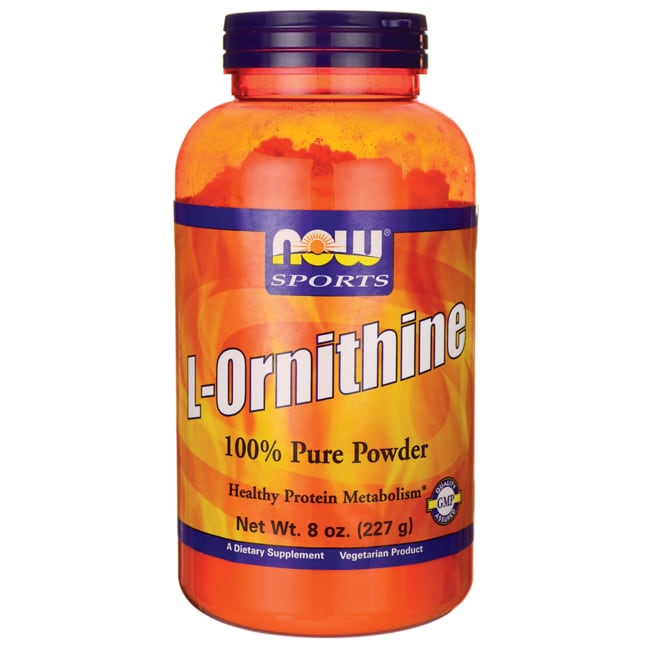 NOW FoodsL-Ornithine