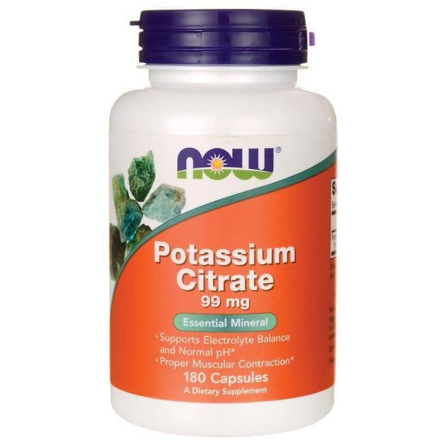 NOW FoodsPotassium Citrate