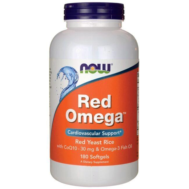 NOW FoodsRed Omega