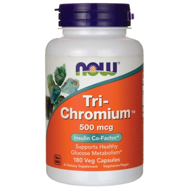 NOW Foods Tri-Chromium