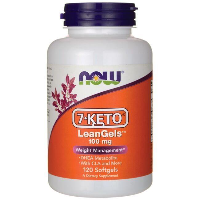 NOW Foods7-Keto LeanGels