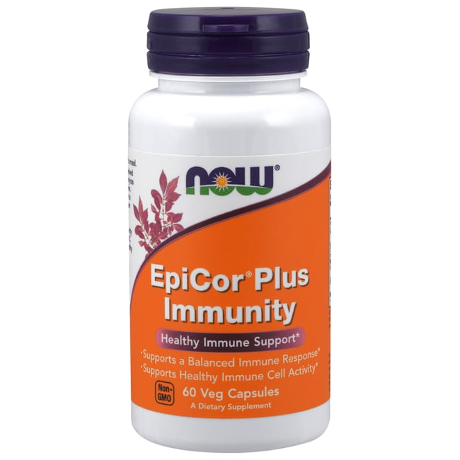 NOW Foods EpiCor Plus Immunity