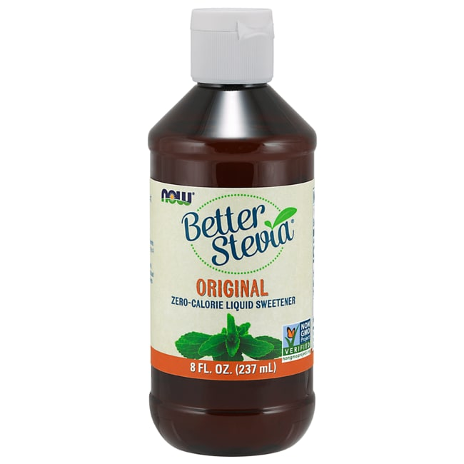NOW FoodsBetter Stevia Liquid Sweetener - Original