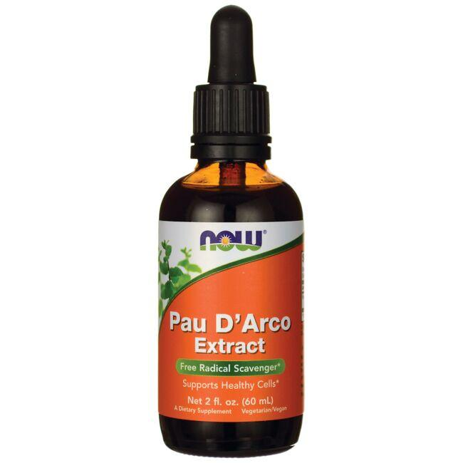 NOW Foods Pau D'Arco Extract