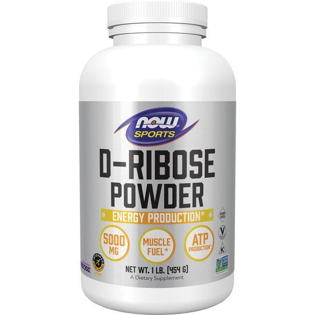 NOW FoodsD-Ribose Powder
