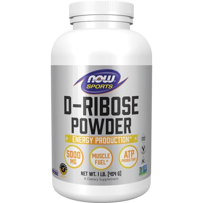 NOW Foods D-Ribose Powder