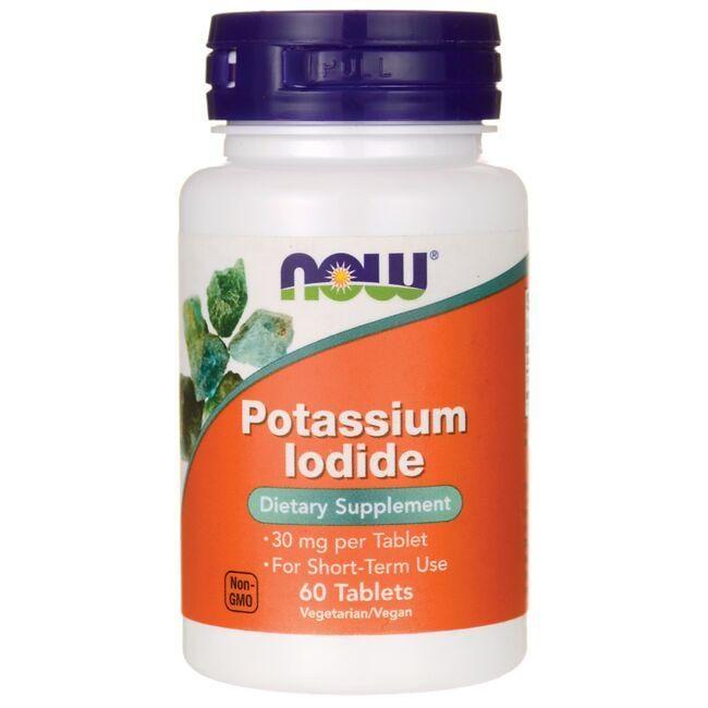 NOW FoodsPotassium Iodide