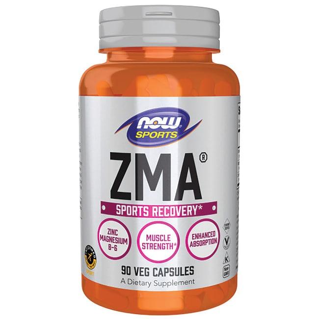 NOW FoodsZMA Sports Recovery
