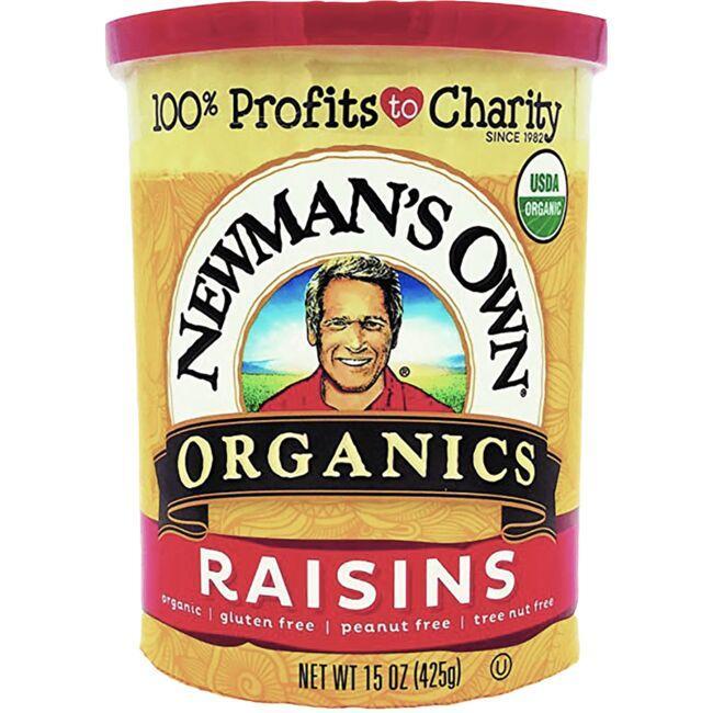 Newman's Own OrganicsRaisins