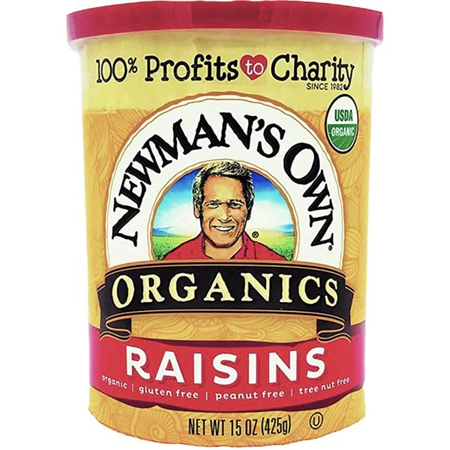 Newman's Own Organics Organic Raisins