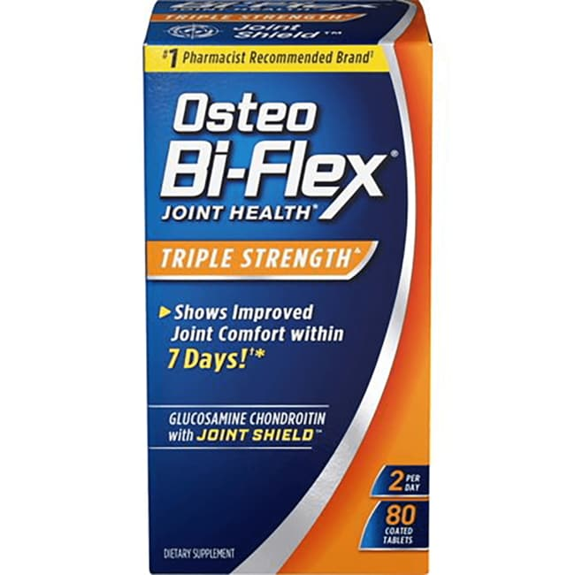 Osteo Bi-FlexOsteo Bi-Flex Joint Health Triple Strength