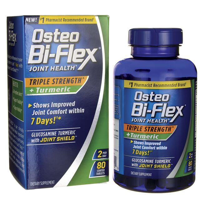 Osteo Bi-FlexOsteo Bi-Flex Joint Health Triple Strength + Turmeric