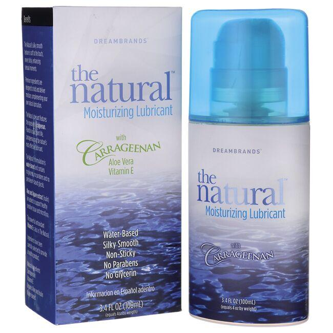 DreamBrands/OceanusThe Natural Moisturizing Lubricant with Carrageenan