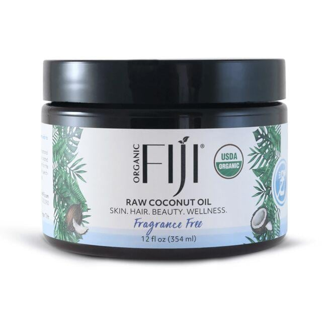 Organic FijiFragrance Free Virgin Coconut Oil
