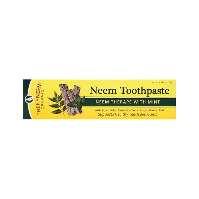 Organix SouthTheraNeem Organix Neem Toothpaste Neem Therape with Mint